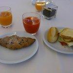 """Succhi di """"frutta"""" a colazione"""