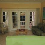 Familyroom area