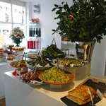when dinner isnt enough - the shop in Belgravia,  13 Motcomb Street London SW1X 8LB