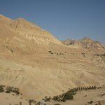 mountains surrounding dead sea