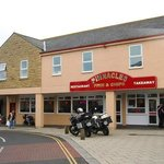Pinnacles in Seahouses - the Hairy Bikers favourite fish and chips