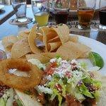Very tasty carnitas tacos