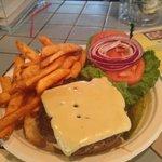 Cheeks Burger & Fries