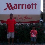 Marriott San Antonio Plaza