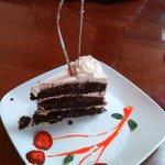 yummy dessert.