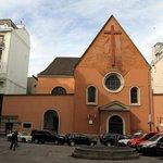 Capuchin Crypt on Neuer Markt