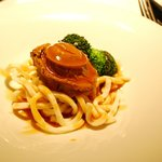 Braised Abalone Noodles