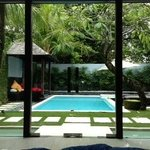 good morning Bali from our bedroom!