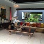 The sitting room pavillion