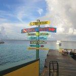 Dive resort