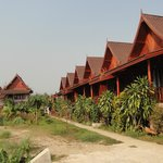 Bansuan Riverview Bungalows Foto