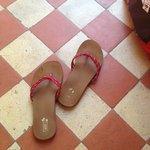 charming tile floors