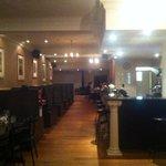 main bar just before closing time