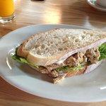 Fantastic Pre-fab chicken sandwich