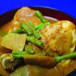 Khmer Chicken Leg Curry