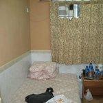 single bed of triple room
