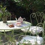 Déjeuners au jardin