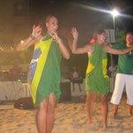 Festa brasiliana... strepitoso