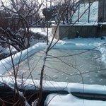 piscina gelata