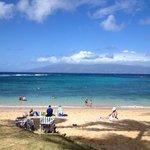 Snorkelling beach at Kapalua