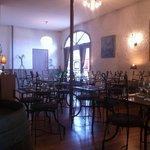 Restaurant La Maison interior