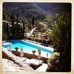 La Residencia: main swimming pool