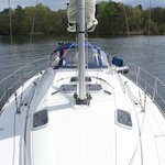 """Rhema Faith"" Our 38 foot cruiser yacht"