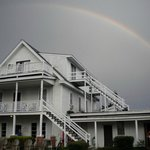 Beautiful rainbow!