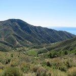 Walk in the hills above Maro