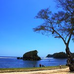 Pantai Kondang Merak ; Photo by VINO