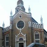 Santa Maria dell'Orto - Facciata