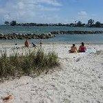 Peanut Island Beach
