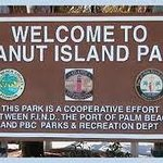 Welcome to Peanut Island