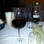 un buon bicchiere di Sangiovese