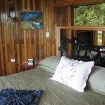 Neverland upper bedroom