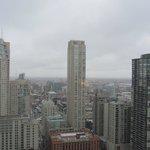 43rd floor view