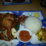 nasi lemak for 8.95usd only