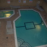Pool from 3rd floor