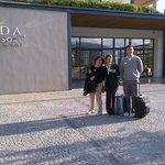 Bodrum Ramada Resort- Uğurlanma anımız