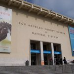 Entrada al museo de Paleontología