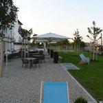 Hotelgartenanlage