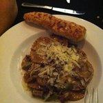 prosciutto and asparagus ravioli