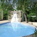 Pool next to Casa Sonria