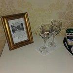 Proper wine glasses!!!!!