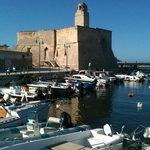 Wahrzeichen von Villanova, marina di ostuni
