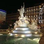 Toulon Central Square