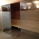 Ladies sauna