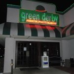 The Green Derby Restaurant (at the Perry, Ga. Ramada Inn)