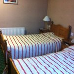 2013, 3 Hydro Hotel Bedroom Lisdoonvarna, Ireland