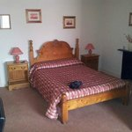 Room 1, double bed